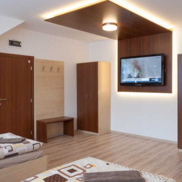 3 alebo 4-lôžková izba